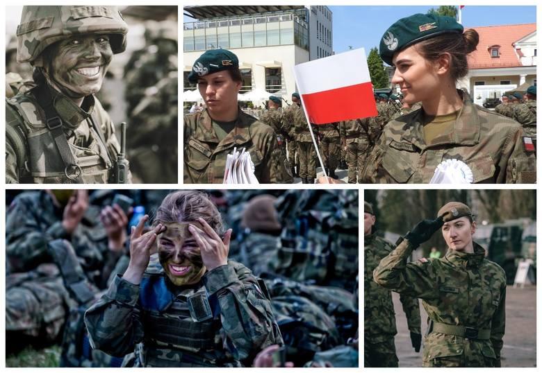 W służbach mundurowych z roku na rok pracuje coraz więcej kobiet. Są to nie tylko piękne, ale również silne i wykwalifikowane Panie.
