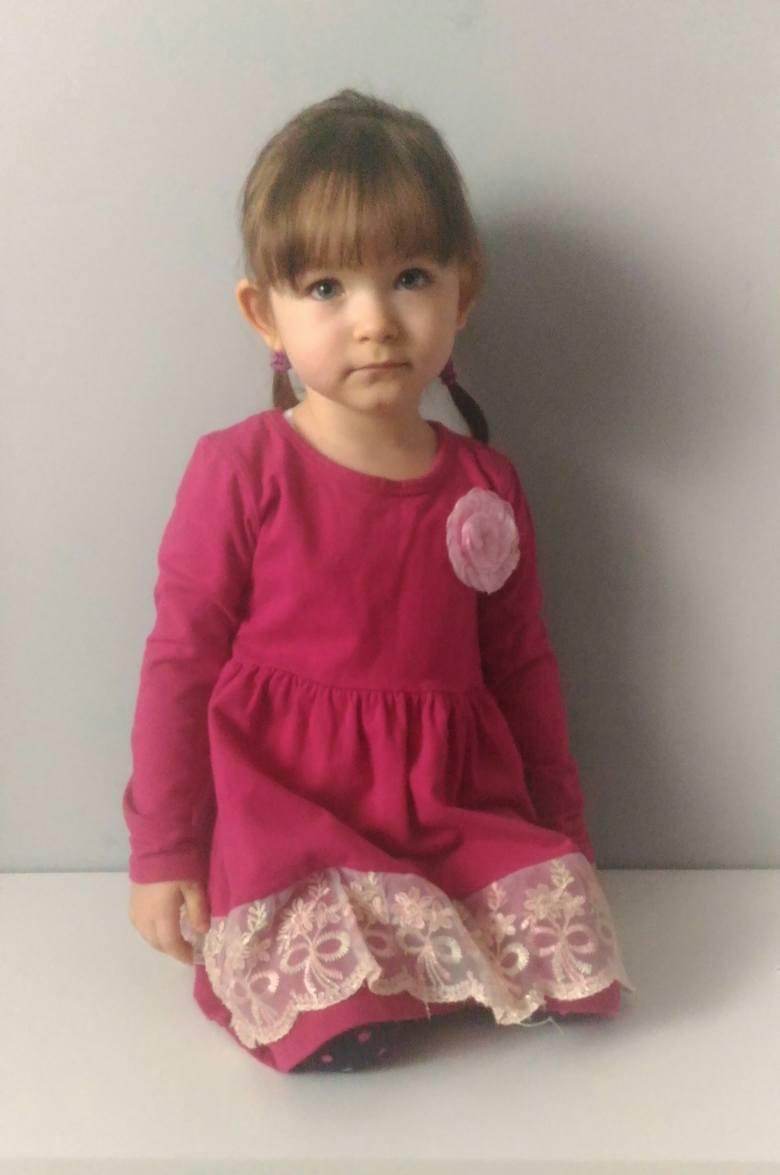 Blanka Włódecka, 2 lata, Skępe