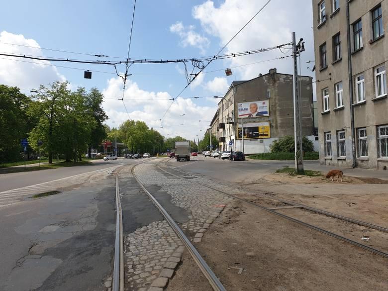 W poniedziałek, 13 maja MPK rozpocznie remont torowiska na ul. Wojska Polskiego przy ul. Obrońców Westerplatte. Wymienione zostaną zniszczone szyny,