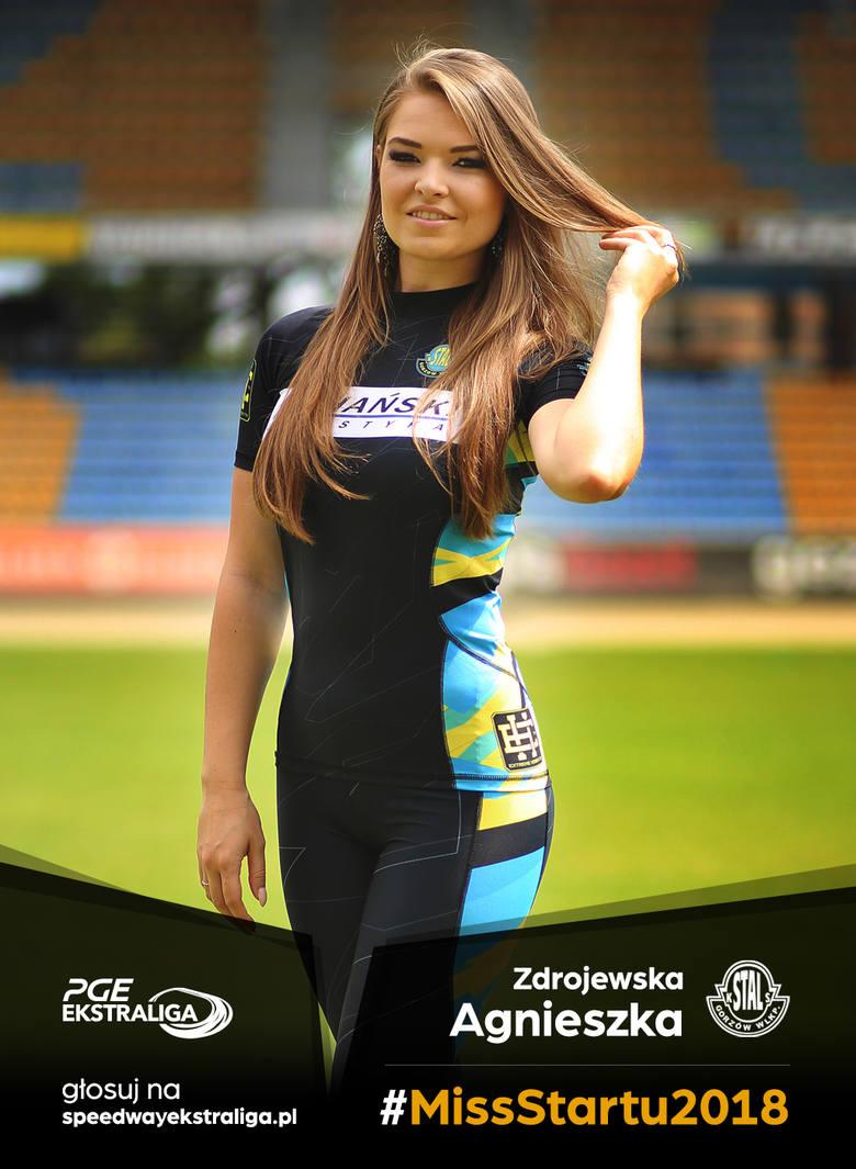 Trwa czwarta edycja konkursu Miss Startu PGE Ekstraligi, w którym kibice wybierają najpiękniejsze podprowadzające najlepszej żużlowej ligi świata. Do