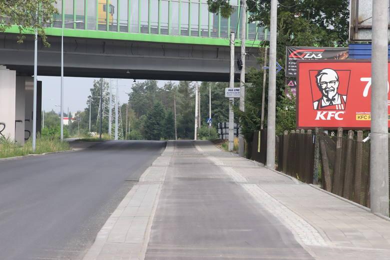 Co słychać na placu budowy ul. Rokicińskiej? Jest postęp! ZDJĘCIA
