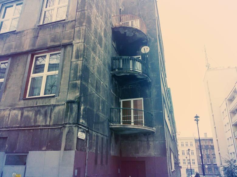 Jedyny budynek, jaki pozostał po Muzeum Śląskim z 1939