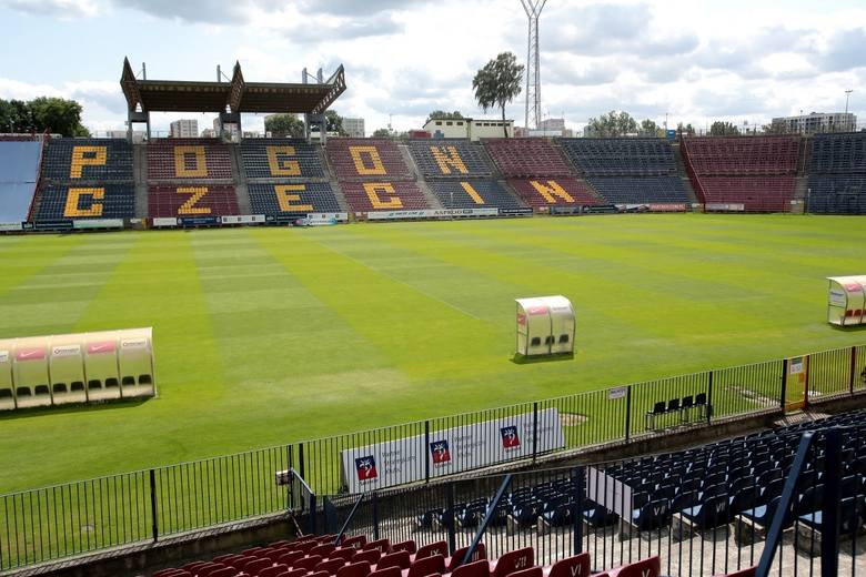 Prezydent jest zwolennikiem przebudowy istniejącego stadionu Pogoni.