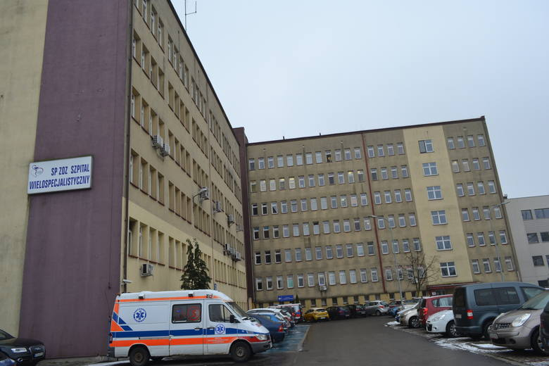Jeden z masowych punktów szczepień powstanie w części poradni przyszpitalnych Szpitala Wielospecjalistycznego w Jaworznie przy ul. Chełmońskiego
