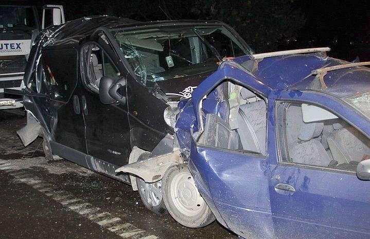 Pijany kierowca tira spowodował karambol na ósemce