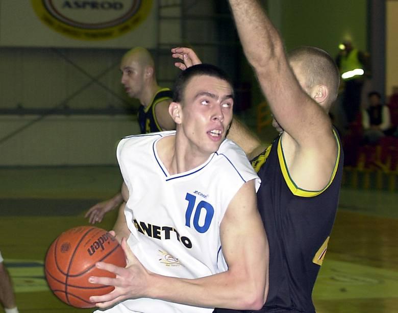 Arkadiusz Soczewski - bohater sobotniego meczu.