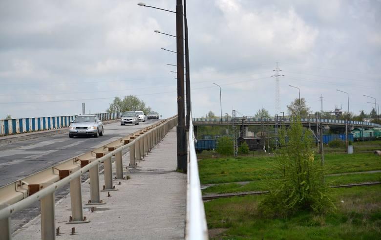 Ul. Grygowej z nowymi wiaduktami i asfaltem