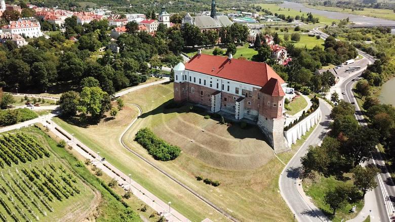 Tajemnice naszych zamków - Sandomierz [WIDEO ZDJĘCIA]