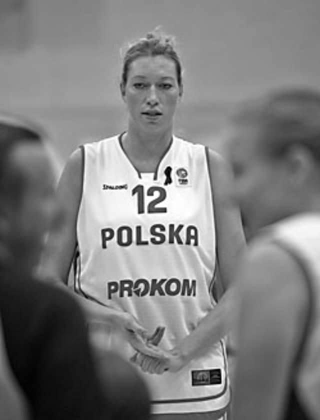 Małgorzata Dydek nie żyje!