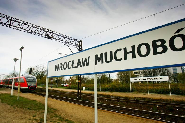 Przystanek kolejowy Wrocław Muchobór: remont ma ruszyć za dwa miesiące