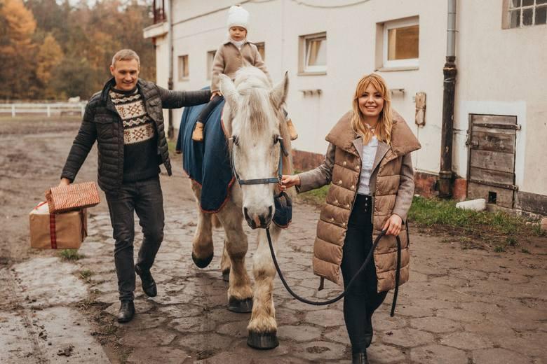 Szczecinianie Katarzyna Pęzińska-Kijak i Konrad Kijak inspirują zawodowo i nastrajają na święta. Zobacz ZDJĘCIA