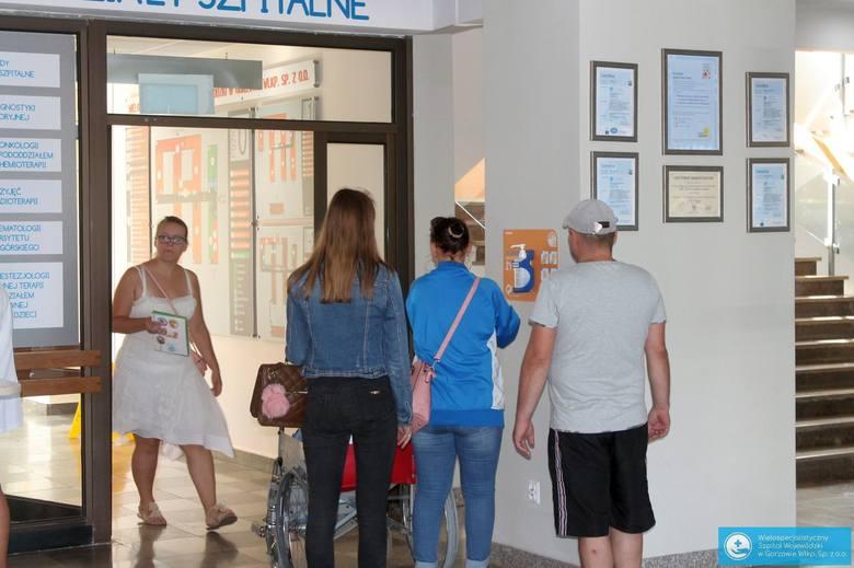 W czwartek 8 sierpnia szpital wojewódzki w Gorzowie poinformował na konferencji, że nie ma bakterii New Delhi, ale zastosował  dodatkowe środki ostr