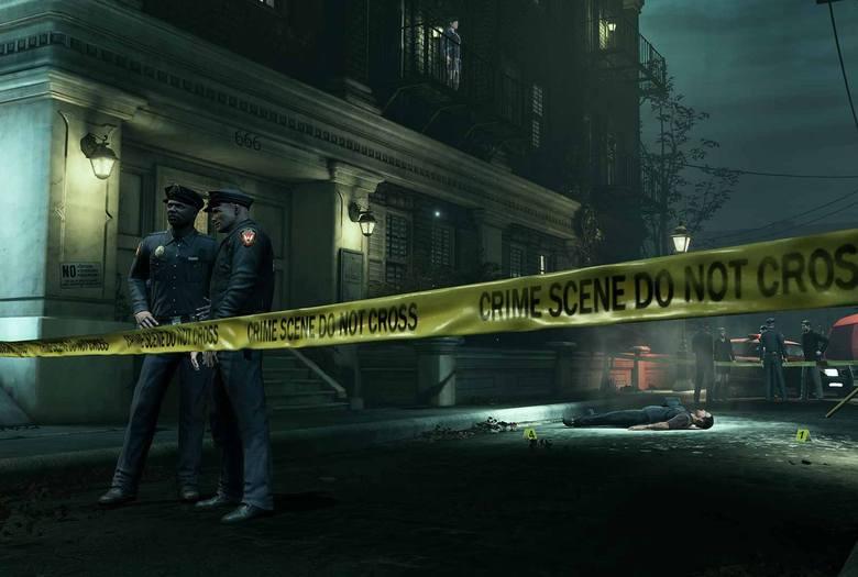Murdered: Soul SuspectMurdered: Soul Suspect, czyli śmierć to dopiero początek...