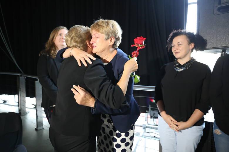 Rodzice Ani Seweryn spotkali się w Katowicach z osobami, które oddały próbki krwi z myślą o ich córce. Ludzie ci dali już szansę na życie 35 innym osobom w Polsce oraz innych krajach