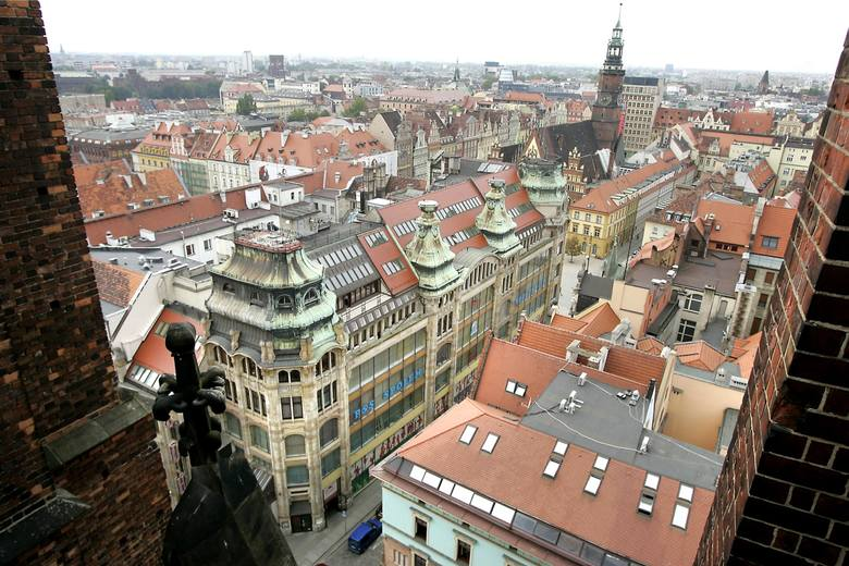 Nazwa Stare Miasto sięga korzeniami trzynastowiecznego miasta lokacyjnego, z którego narodził się Wrocław. Warto wspomnieć, że w jego sąsiedztwie było