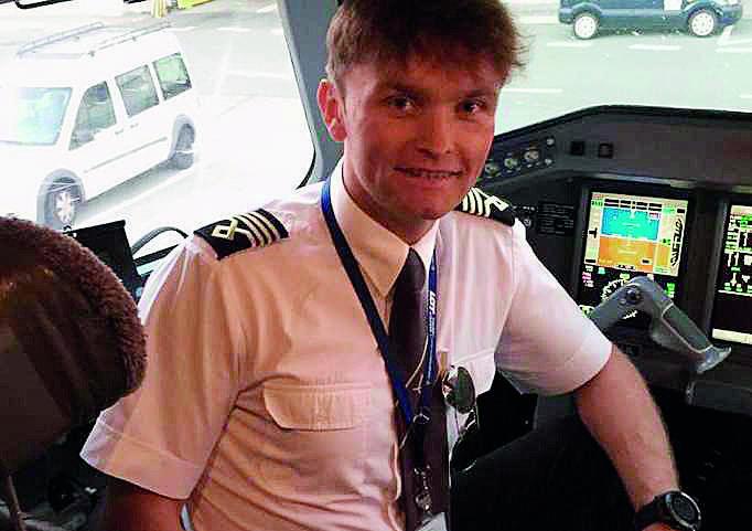 Maciej Junka i Jan Kamiński: Bycie pilotem oznacza ogromną satysfakcję