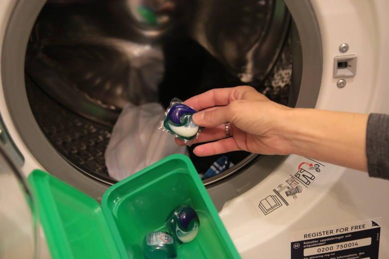 Wygodna w użyciu, kapsułka 3 w 1 może już niedługo zastąpić tradycyjne proszki do prania.