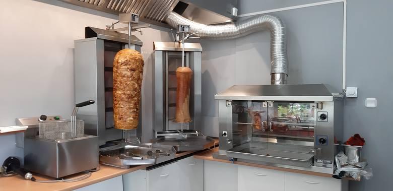 Chociaż kebab ,,DAMAR