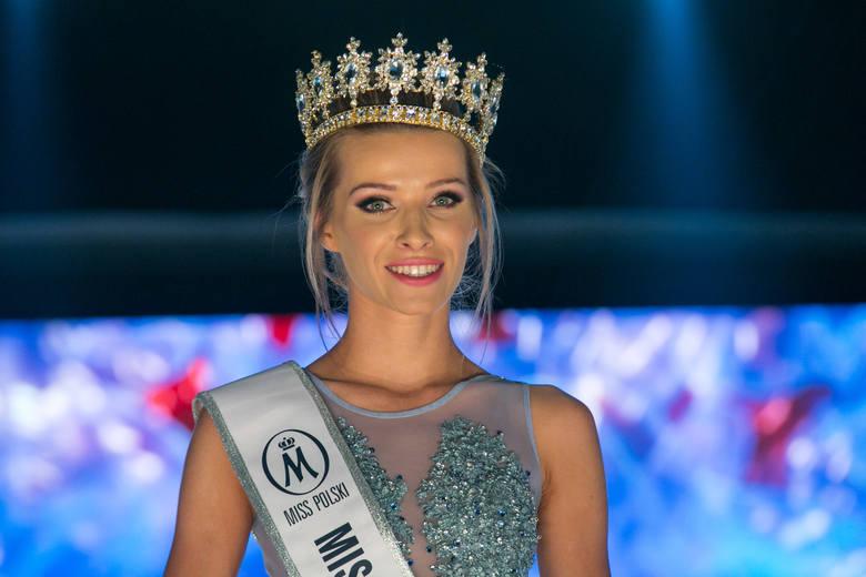 Aleksandra Badora - Miss Opolszczyzny 2018.