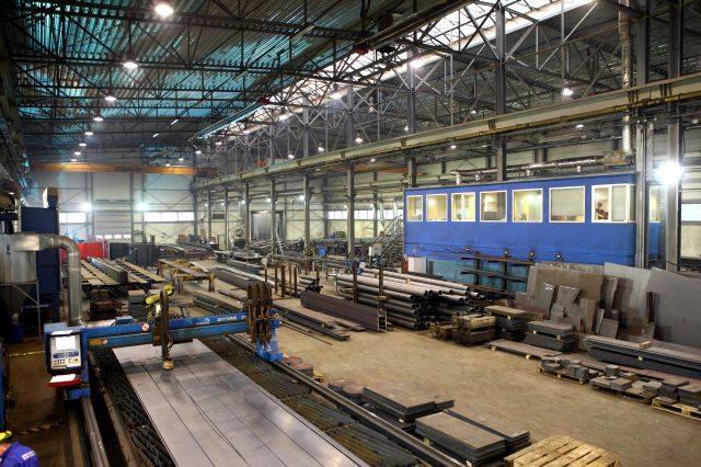 Promostal jest specjalistyczną firmą stalowo-budowlaną, zajmującą się kompleksową obsługą inwestorów – począwszy od projektu budowlanego, poprzez prefabrykację, po dostawę i montaż konstrukcji stalowych