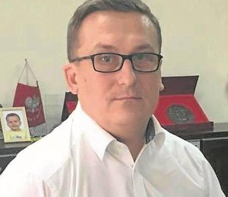 Paweł Zagaja, Wójt Gminy Nowy Korczyn, doceniony za szczególne zaangażowanie w życie lokalnej społeczności między innymi poprzez intensywną pracę na