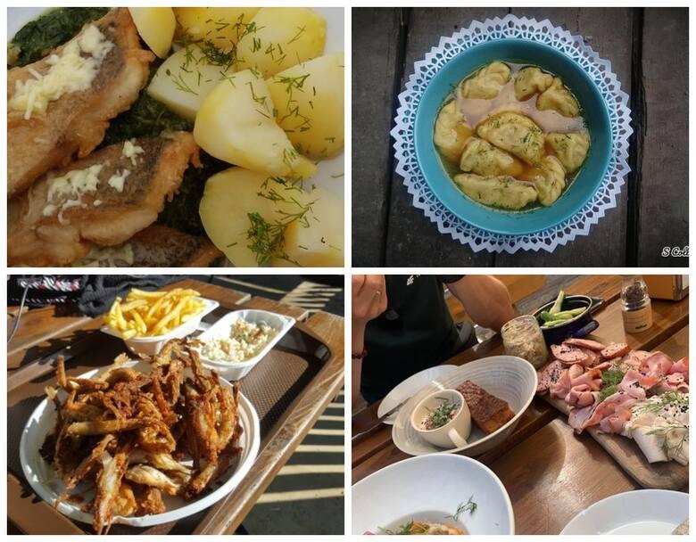 Najlepsze restauracje z kuchnią regionalną w woj. podlaskim wg TripAdvisor