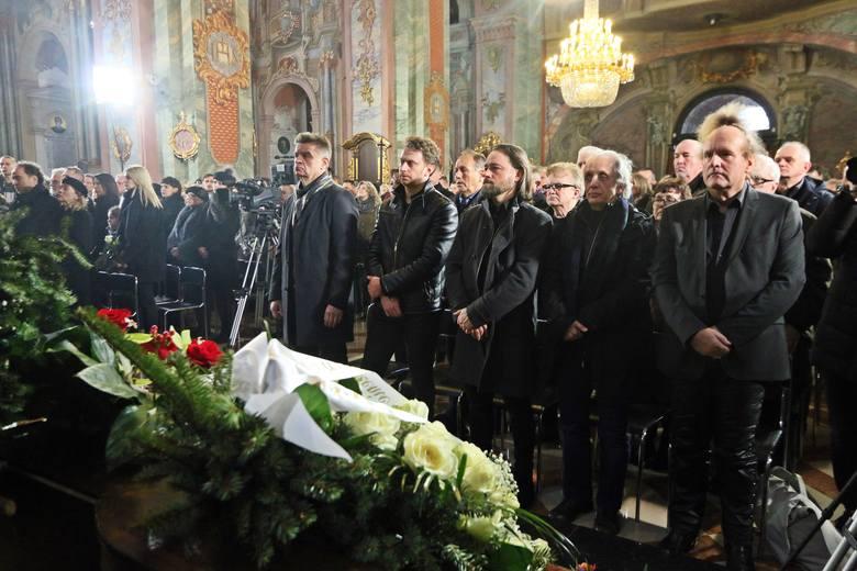 """Lublin pożegnał Romualda Lipkę. """"Co to za muzyczna Polska bez Ciebie?"""""""