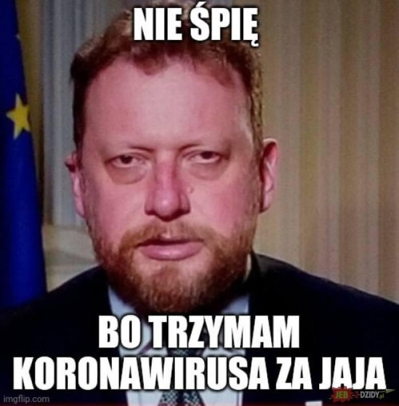 Minister zdrowia odchodzi. Łukasz Szumowski zrezygnował ze stanowiska. Zobacz memy o walce Szumowskiego z koronawirusem