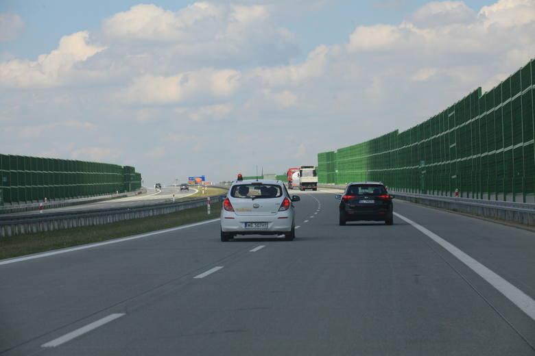 Autostrada A1 Stryków-Tuszyn otwarta, brakuje już tylko trasy S14