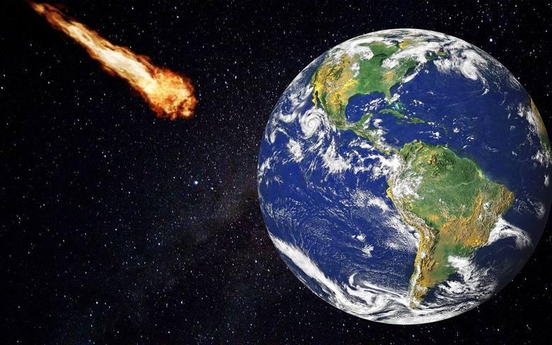 ASTEROIDA Didymos zagrażająca Ziemi będzie zestrzelona? NASA prosi SpaceX o pomoc w uderzeniu asteroidy. To koniec świata? [19.04.2019]