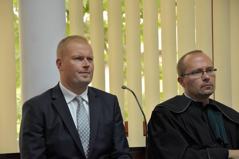 Janusz Kowalski i Witold Zembaczyński spotkali się w sądzie w trybie wyborczym