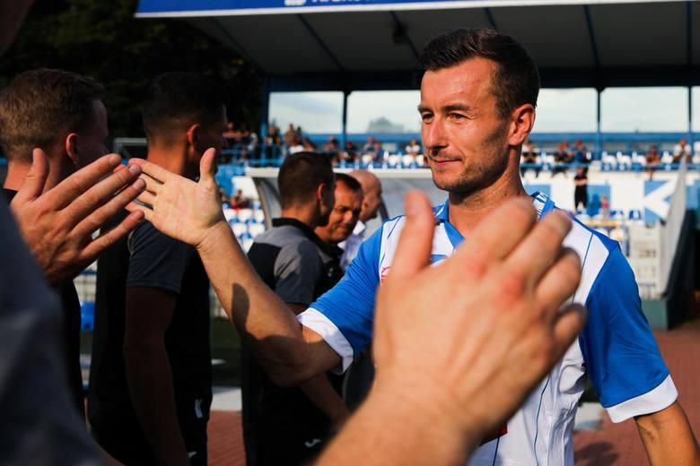 Tomasz Ogar - odszedł z klubuZa porozumieniem stron rozwiązał umowę z Hutnikiem