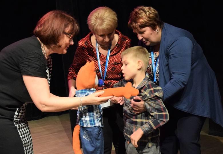 """W sobotę, 19 listopada, wieczorem, w inowrocławskim Teatrze Miejskim odbyła się impreza charytatywna pod hasłem """"Gramy dla Kubusia"""". Jej bohaterem był"""