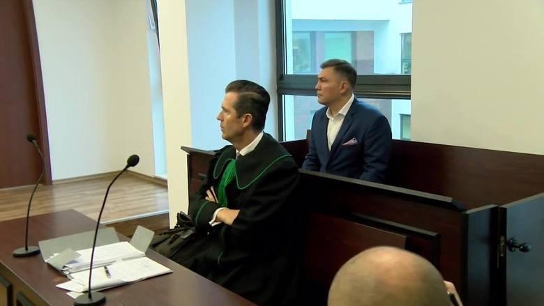INFO Z POLSKI: Dariusz Michalczewski stanął przed sądem. Jest oskarżony o pobicie żony