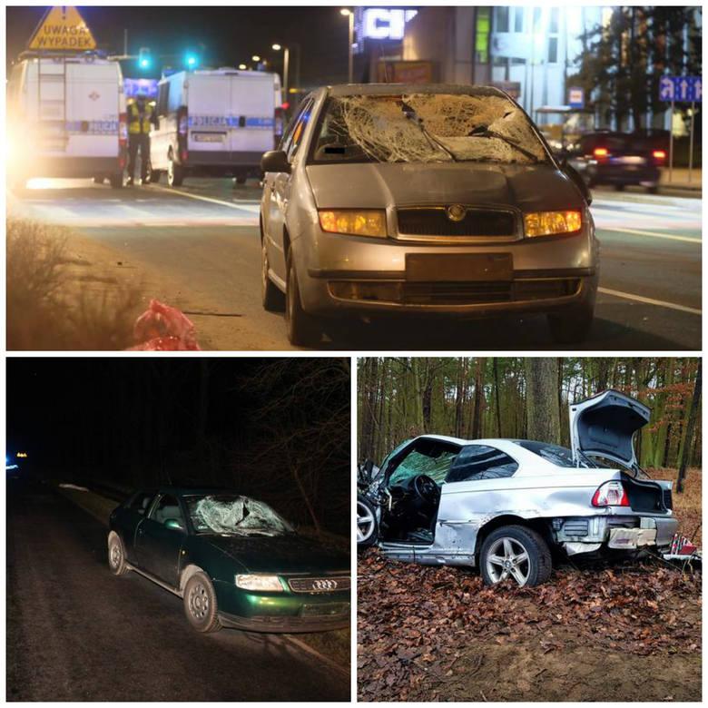 Od początku tego roku na drogach województwa kujawsko-pomorskiego doszło do prawie 50 wypadków drogowych, w których zginęło osiem osób, w tym aż pięciu