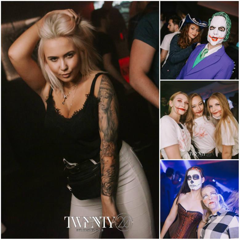 To była bardzo straszna impreza! Zobaczcie, jak bawili się bydgoszczanie podczas imprezy halloweenowej w Twenty Club, która odbyła się 30 października.