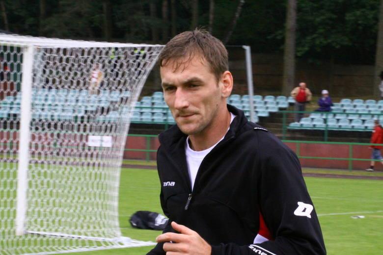 Tomasz Kasprzyk przez ostatnie dwa sezony był podstawowym zawodnikiem Ruchu.