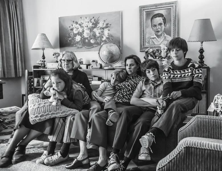 """3. """"Roma"""", reż. Alfonso Cuarón, Meksyk, USA Tytułowa """"Roma"""" to nazwa bogatej, inteligenckiej dzielnicy Mexico City. Tam w jednym domu mieszkają - Sofia,"""