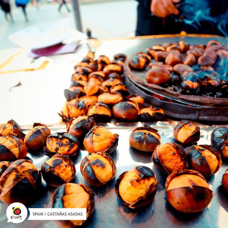 Moc kasztanowych smaków. Jakie potrawy królują na hiszpańskich stołach w święta? Najpopularniejsze toasty!