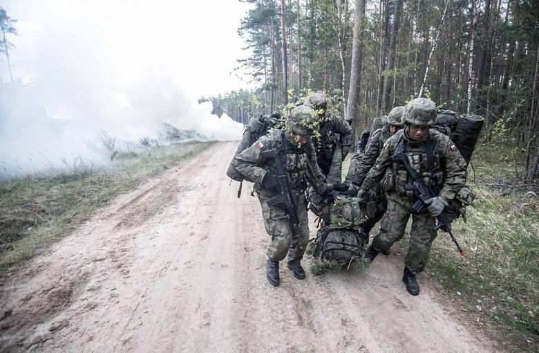 342 kompania lekkiej piechoty WOT z Przemyśla zakończyła zgrupowanie na poligonie w Nowej Dębie.- Dla przemyskiej kompani nadchodzi czas certyfikacji.