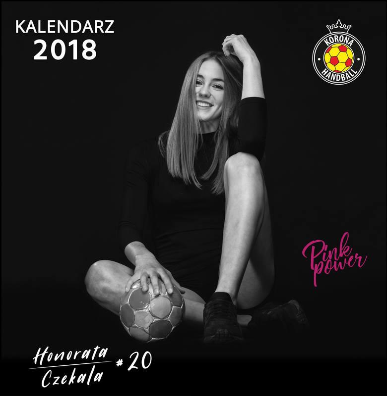 Piękne piłkarki ręczne na pięknych zdjęciach. Zobacz wyjątkową sesję Korony Handball Kielce