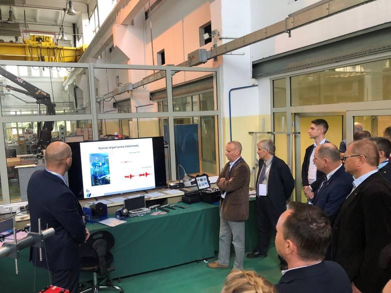 ZUT zaprezentował nowoczesne urządzenia badawcze