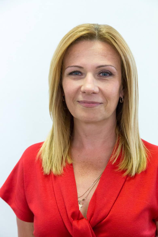 Katarzyna Krupicka, regionalny rzecznik prasowy ZUS województwa podlaskiego.