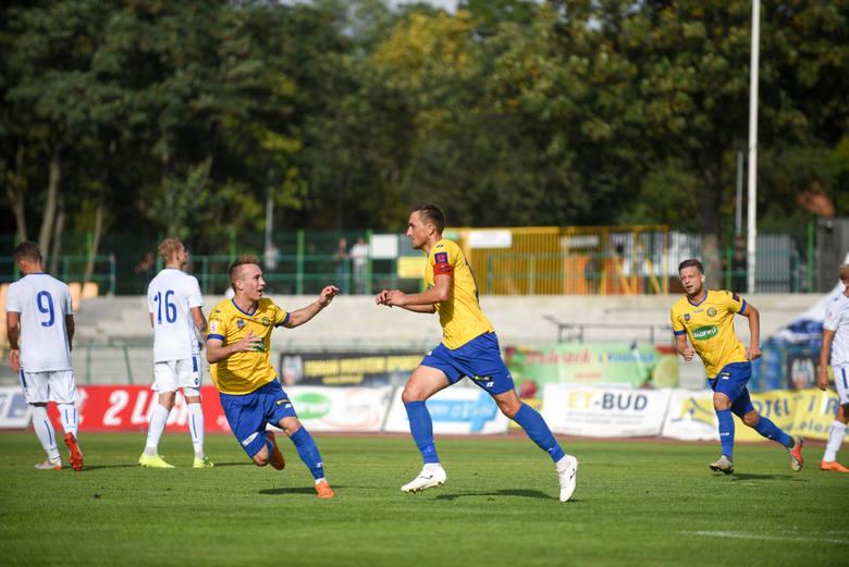W meczu 24. kolejki 2. ligi Elana Toruń pokonała na wyjeździe Legionovię 2:1. Gole dla żółto-niebieskich strzelili Filip Kozłowski i Bartosz Machaj.Na