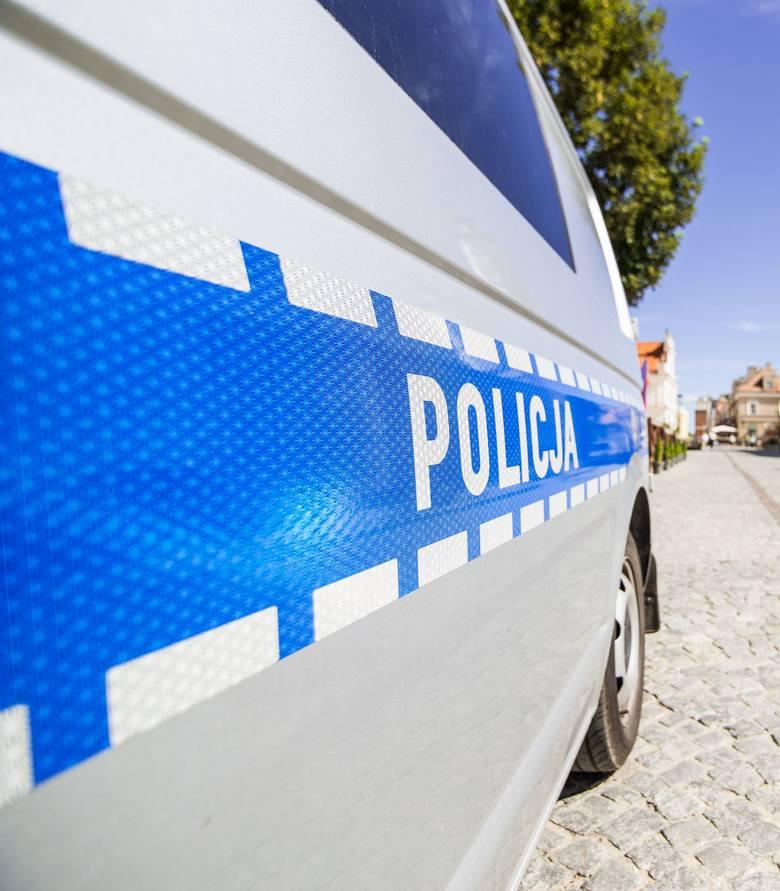 Uwaga! Wypadek na trasie Rzepin - Starachowice. Dwie osoby ranne