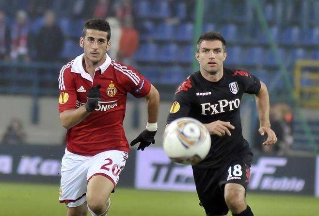 Bramka: Dudu Biton 60Liga Europy: sezon 2011/12Zwycięstwo polskiej drużyny z angielską nie zdarza się zbyt często. Jedno z nich miało miejsce w fazie