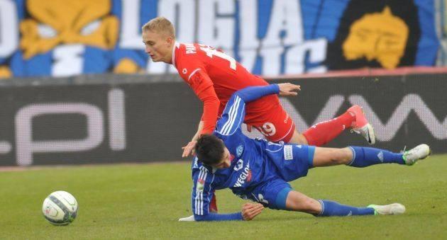 Bartłomiej Pawłowski też rozpocznie mecz w Bełchatowie