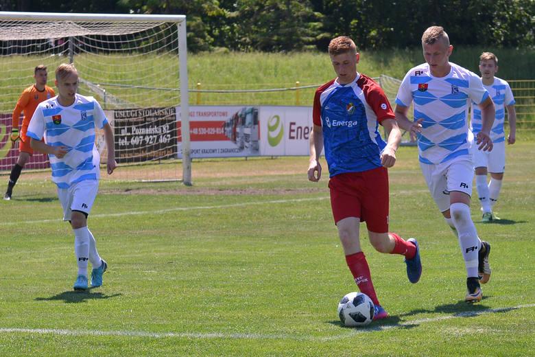 IV liga: Gryf Słupsk przegrał z Radunią Stężyca 1:4