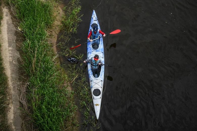 To będzie pierwszy spływ kajakowy Odrą tegorocznego lata