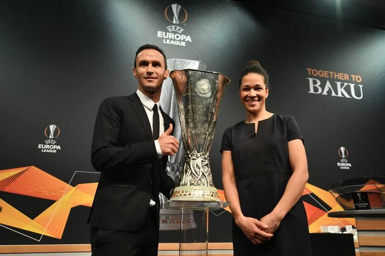 Finał Ligi Europy 2018/19 odbędzie się w Baku